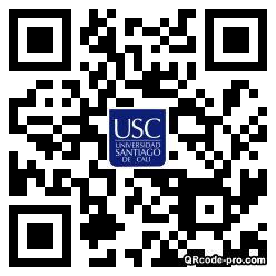 QR code with logo 1wle0