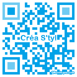QR code with logo 1wls0