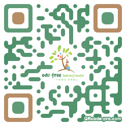 QR code with logo 1wlt0