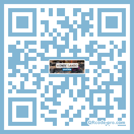 QR code with logo 1wmj0