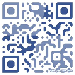 QR code with logo 1wos0