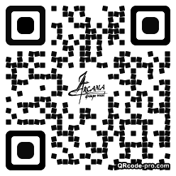 QR code with logo 1wr50