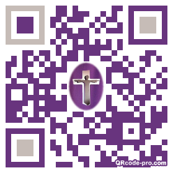 QR code with logo 1wrG0