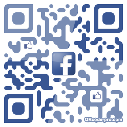 QR code with logo 1wrp0