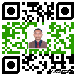 QR code with logo 1wsK0