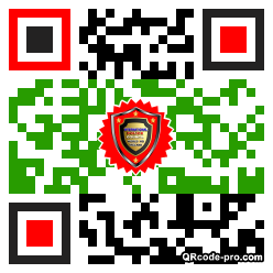 QR code with logo 1wsN0