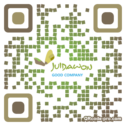 QR Code Design 1wsX0