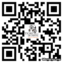 QR code with logo 1wt90