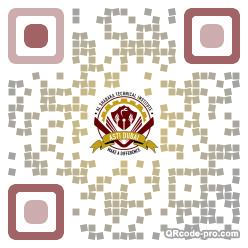 QR code with logo 1wtE0