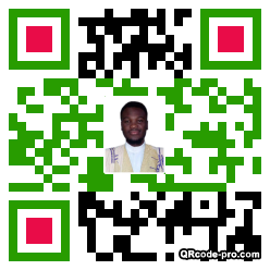 QR code with logo 1wtH0