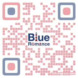 QR code with logo 1wuh0