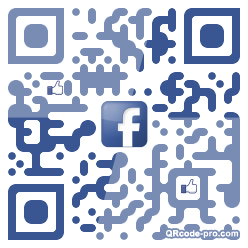 QR code with logo 1wuq0