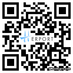 QR code with logo 1wuy0