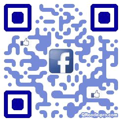 QR code with logo 1wxi0