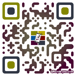QR code with logo 1wxs0