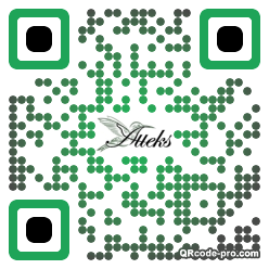 QR code with logo 1wy00