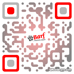 QR code with logo 1wy60
