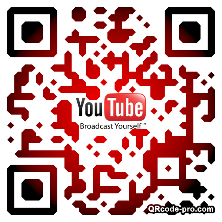 QR code with logo 1wy80