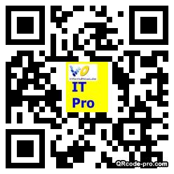 QR code with logo 1wyx0