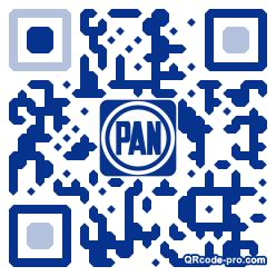 QR code with logo 1wzc0
