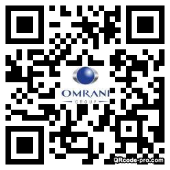 QR code with logo 1x1I0