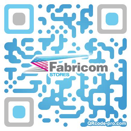 QR Code Design 1x950