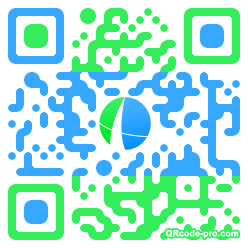 QR code with logo 1xC00