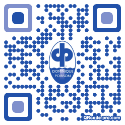 QR code with logo 1xE20