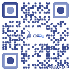 QR code with logo 1xHJ0