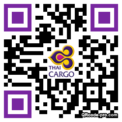 QR code with logo 1xLH0