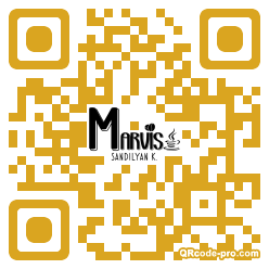 QR code with logo 1xNb0