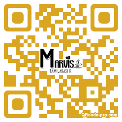 QR code with logo 1xNh0