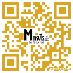 QR code with logo 1xNm0