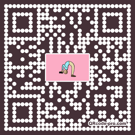 QR code with logo 1xQO0