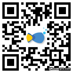 QR code with logo 1xTh0