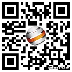QR code with logo 1xVs0