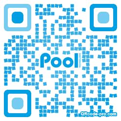 QR code with logo 1xnt0