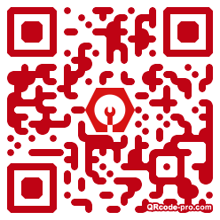 QR code with logo 1y1M0