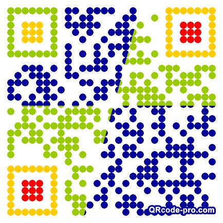 QR Code Design 1yF10