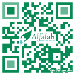 QR code with logo 1yOm0
