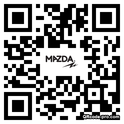 QR code with logo 1yP20