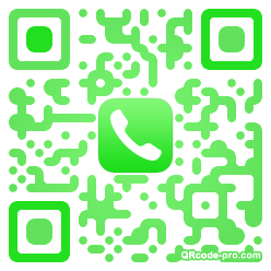 QR code with logo 1yQQ0