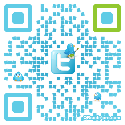 QR code with logo 1yWG0