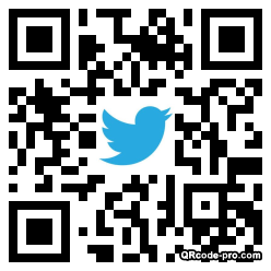 QR code with logo 1yWP0