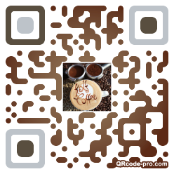 QR code with logo 1yYS0