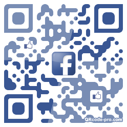 QR code with logo 1yZ00