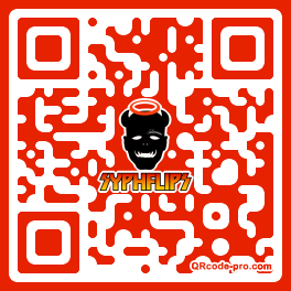 QR code with logo 1yjl0