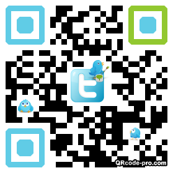 QR code with logo 1yl60