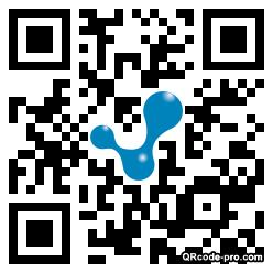 QR code with logo 1ymi0