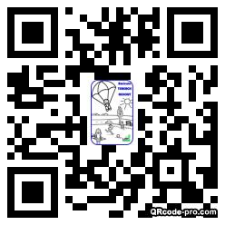 QR code with logo 1ysw0